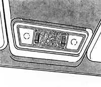 1.16 Освещение Opel Vectra A