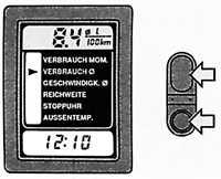 1.13 Бортовой компьютер Opel Vectra A