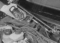 19.40 Двигатель и тяги стеклоочистителя Opel Vectra A