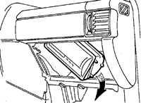 19.61 Подушка безопасности со стороны пассажира
