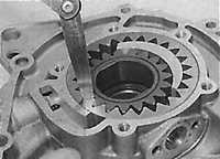 3.29 Ремонт масляного насоса Opel Vectra A