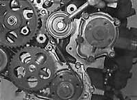 5.9 Замена зубчатого ремня Opel Vectra A