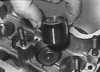 5.14 Распределительный вал и толкатели Opel Vectra A