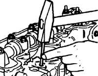5.15 Головка блока цилиндров Opel Vectra A