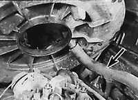7.3 Воздушный фильтр Opel Vectra A