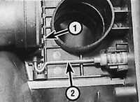 7.4 Блок регулировки температуры поступающего в двигатель воздуха