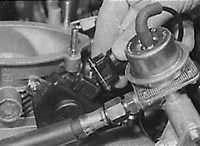 8.23 Датчик положения дроссельной заслонки Opel Vectra A