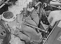9.14 Выпускной коллектор Opel Vectra A
