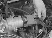 11.20 Крышка и ротор распределителя зажигания Opel Vectra A
