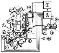 14.2 Общая информация Opel Vectra A