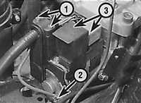 16.22 Гидравлический модулятор ABS