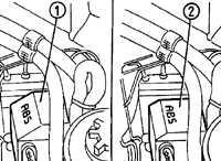 16.24 Блок управления ABS Opel Vectra A