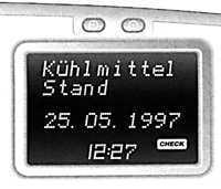 1.7 Multi-Info-дисплей – Check-Сontrol