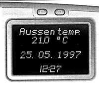 1.8 Multi-Info-дисплей - Бортовой компьютер