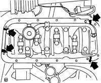 3.1.14 Масляный поддон Opel Vectra B