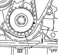 3.2.12 Головка блока цилиндров Opel Vectra B