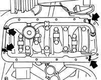 3.2.13 Масляный поддон Opel Vectra B