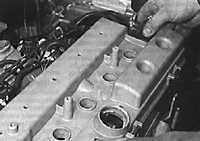 3.2.5 Крышка головки блока цилиндров Opel Vectra B