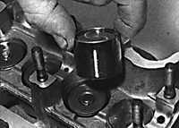 3.3.12 Распредвал и толкатели Opel Vectra B