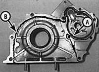 3.3.15 Масляный насос Opel Vectra B