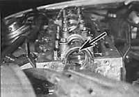 3.4.4 Верхняя мертвая точка (ВМТ) поршня первого цилиндра Opel Vectra B