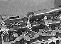 3.4.11 Распределительные валы и толкатели Opel Vectra B