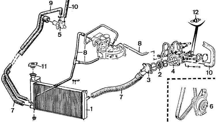 системы охлаждения опель омега б 2.5 фото