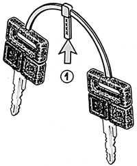 1.3 Ключи