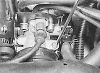 4.3.4 Проверка и регулировка систем впрыска топлива