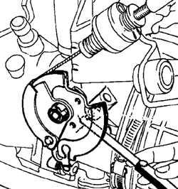 4.3.6 Элементы системы впрыска Bosch L3. 1-Jetronic