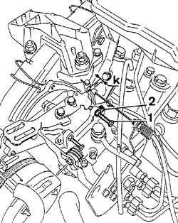 3.2.10 Регулировка насоса Bosch