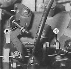 3.2.11 Регулировка насоса Roto Diesel