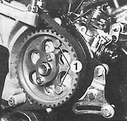 3.2.3 Снятие и установка топливного насоса высокого давления