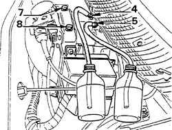 12.25 Удаление воздуха из тормозной системы
