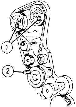 3.1.3 Установка механизма газораспределения