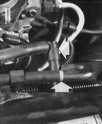 2.2 Вентиляция двигателя