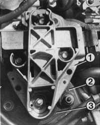 2.19 Снятие и установка двигателя