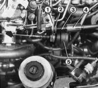 7.23 Тросик управления дроссельной заслонкой (тросик газа)