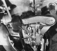 9.4 Снятие и установка коробки передач