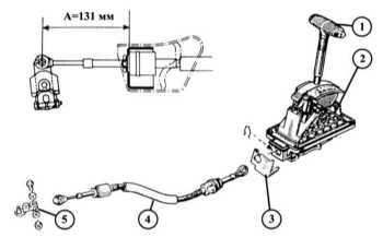 9.6 Электронное управление автоматической коробкой передач