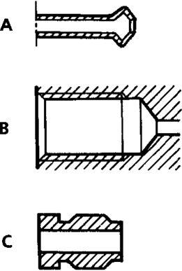 8.  Трубопроводы и штуцерные соединения тормозной системы Renault Kangoo