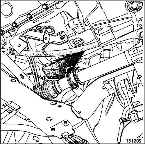 3.  Рулевой механизм с усилителем