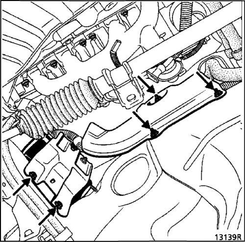 8.  ГИДРАВЛИЧЕСКИЕ СИСТЕМЫ С ЭЛЕКТРОННЫМ УПРАВЛЕНИЕМ  Renault Kangoo