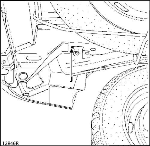 10.  Диагностика состояния кузова при повреждениях Renault Kangoo