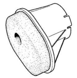5.8 Снятие и установка уплотнителя в щите передка