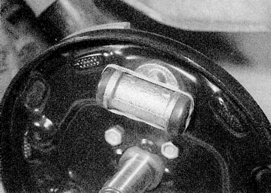 Рено колеос замена задних тормозных колодок своими руками