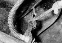10.16 Проверка, снятие и установка клапана регулировки давления в задних Renault Megane