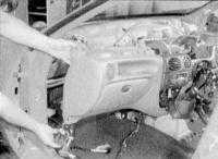 12.29 Снятие и установка сборки панели приборов Renault Megane