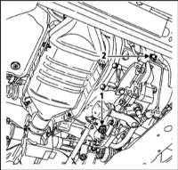 2.31 Проверка уровня масла ручной коробки переключения передач