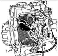 8.2.10 Замена фильтра трансмиссионной жидкости